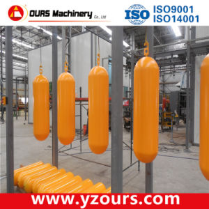 Electrostatic Powder Coating Line with Fast Color Change System pictures & photos