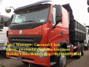 Sinotruck HOWO A7 10 Wheels 6X4 Dump Truck/Tipper/ Dumper, 340HP, Rhd/LHD, Euro III