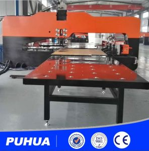 Mechanical CNC Punching Machine for Thick Sheet pictures & photos