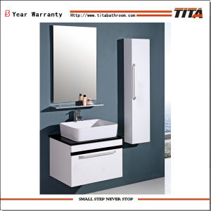 PVC Bathroom Cabinet/Hanging Wall Cabinet/Bath Cabinet (TH0941) pictures & photos