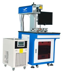 Name Plate Fiber Laser Engraver and Jewelry Marking Machine pictures & photos