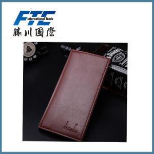 Best Swiss Baellerry Men′s 3 Fold PU Leather Card Wallet pictures & photos
