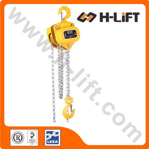 CH-E Type Heavy Duty Manual Chain Hoist pictures & photos