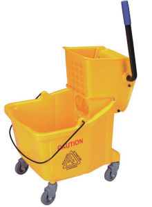 Deluxe Mop Wringer with Plastic (YG-070) pictures & photos