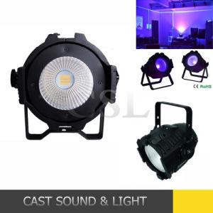 Disco DJ 200W RGBWA+UV COB LED PAR 64 Can pictures & photos