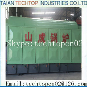 1 to 4ton pH Low Pressure Steam Wood Boiler pictures & photos