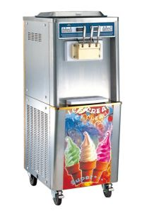 ICE CREAM MACHINE 3 FLAVOURS