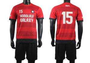 Club Football Jersey Shirt Thail Quality 2016 Sportswear /Soccer Uniform pictures & photos