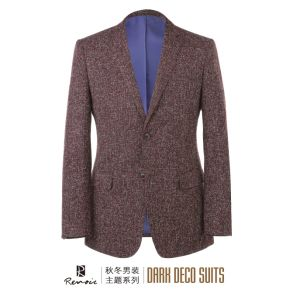 OEM 2017 Slim Fit Men′s Blazer pictures & photos