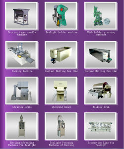 Full Automatic Industrial Candle Making Machines pictures & photos