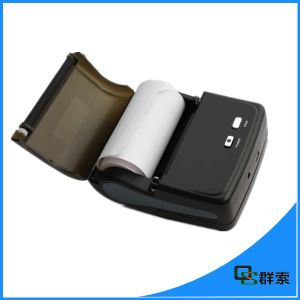 Portable Mini Android Cheap Bluetooth Thermal Printer with USB Ports
