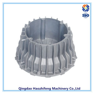 Die Casting Aluminum Auto Parts for Engine Cover pictures & photos