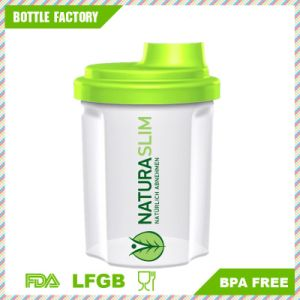 300ml Promotional Plastic Protein Shaker Cup pictures & photos