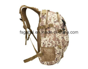 Outdoor 3p Assualt Tactical Camouflage Army Military Bag Backpack pictures & photos