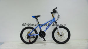 22inch Alloy Frame MTB Bicycle, Kid′s Bike, 21speed, Shimano Derailleur pictures & photos