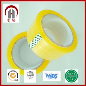 Clear Packing BOPP Adhesive Tape for Carton Sealing pictures & photos