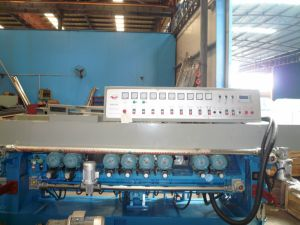 Glass Beveling Machine of 9 Motors for Mirror Polishing (BXM261B) pictures & photos