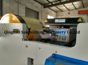 Plastic Bottle Film Label Adhesive Coating Machine pictures & photos