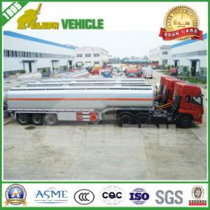 30cbm -50cbm Diesel Gasoline Fuel Petrol Oil Tank Semi Trailer pictures & photos