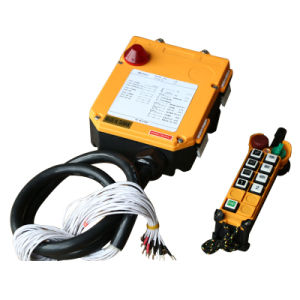 F24-8s Industrial Radio Remote Control Transmitter for Grab Crane pictures & photos