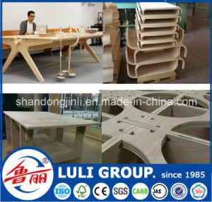 E1/E0 Grade Birch Plywood for Furniture pictures & photos