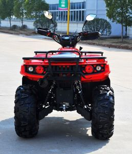 4*4 Shaft Drive CVT Utility ATV with EEC (JA 400AUGS-1) pictures & photos