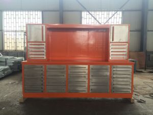 Heavy Duty Garage Tool Cabinet Work Bench pictures & photos