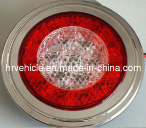 """4"""" Round LED Rear Combination Lamp for Truck Trailer pictures & photos"""