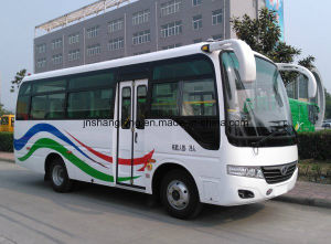 China Right Hand Drive 25 Seats Passenger Bus pictures & photos