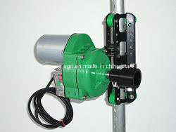 Greenhouse Curtain Roll up Gear Winch Motor (SLC-001) pictures & photos