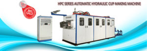Hydraulic Cup Making & Cutting Machine pictures & photos