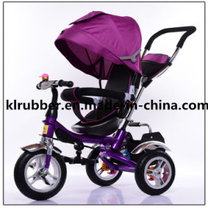 China Wholesale Baby Stroller Baby Tricycle with Canopy pictures & photos