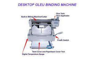 DC-30c+ Multi-Functional Glue Binder Machine pictures & photos