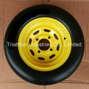 18X8.50-8 18X8.50-10 18X8.50-12 20X8.50-12 Flat Free Golf Cart or ATV Trailer Tire pictures & photos