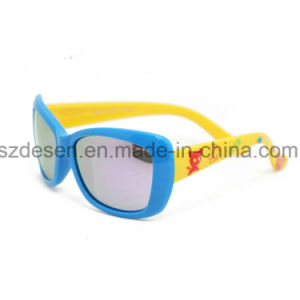 Newest Design Pattern Cool Mirror Lens Kids Sunglasses pictures & photos