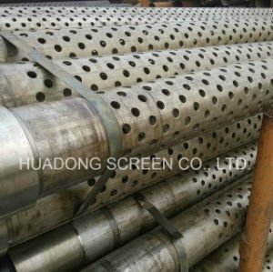 API Water Well Perforated Screen for Complete Well pictures & photos