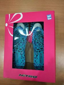 High Heel EVA Flip Flop in PVC Strap and Logo Printing pictures & photos