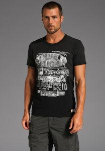 Men′s Cotton T-Shirt (MT000023) pictures & photos