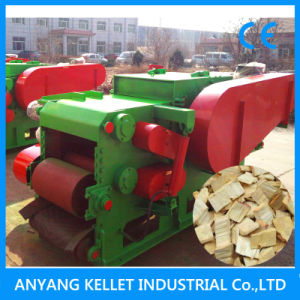 Wood Chipper Machine with Large Capacity