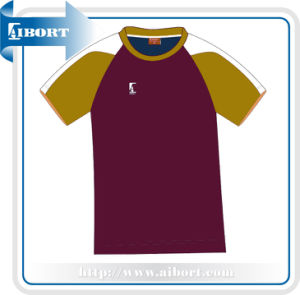 Xiamen Men Fashion Cotton Sport Polo Shirt (KSI-5-4B)