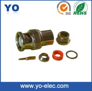BNC Male Clamp Style Plug Connector (YO1-006)