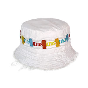 Kids Plain Bucket Hats (JRC009) pictures & photos