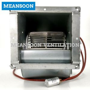 12-12 Double Inlet Centrifugal Ventilator for Air Conditioning Exhaust Ventilation pictures & photos