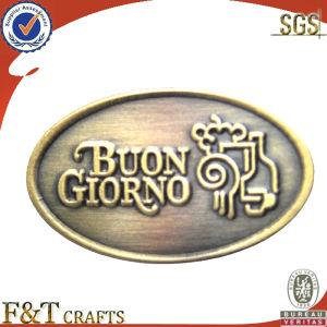 High Quality Cmans Custom Badge (FTBG4064P) pictures & photos