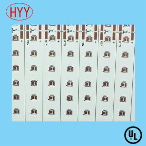 UL Approved HASL PCB for LED Lamp pictures & photos
