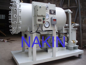 Nakin Tj Coalescence & Separation Oil Cleaning Machine/ Insulating Oil Filtering Unit/Transformer Oil Recycling pictures & photos