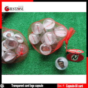 50mm Capsule with Card pictures & photos