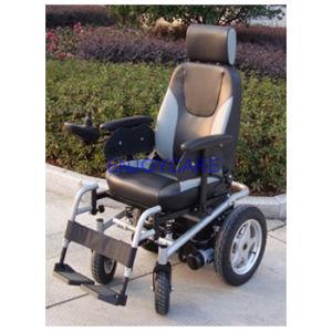 China Power Wheelchair Electric Wheelchair Taiwan Motor