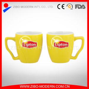 Lipton Ceramic Mug with Custom Printing Picture pictures & photos