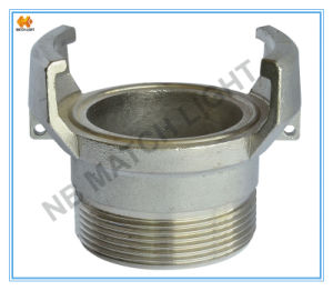 Male Bsp Thread Guillemin Coupling, Casting Fire Hose Coupling pictures & photos